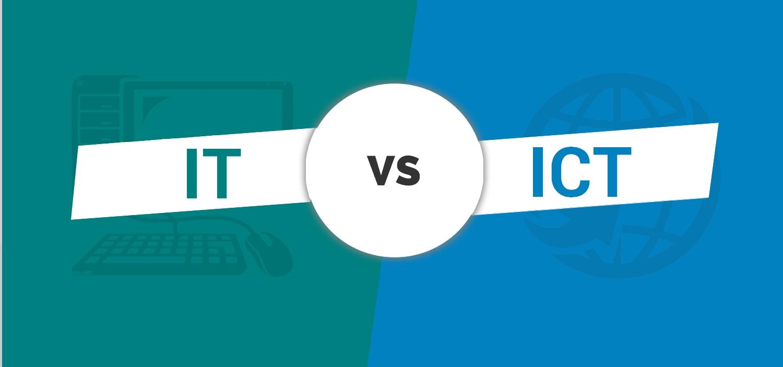 Differenza tra IT e ICT
